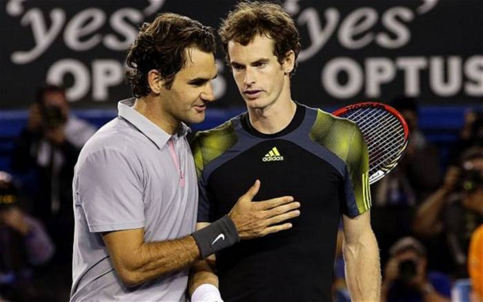 Roger Federer: 'Epic end to the year by Andy Murray, congrats'
