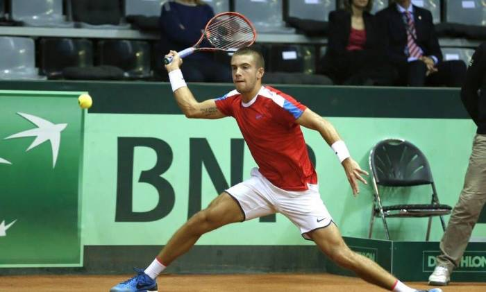 Borna Coric: 'The exclusion from the Davis Cup final upset me'