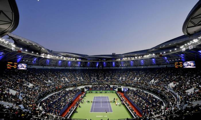 No drug test done at the Shanghai Masters in 2016!