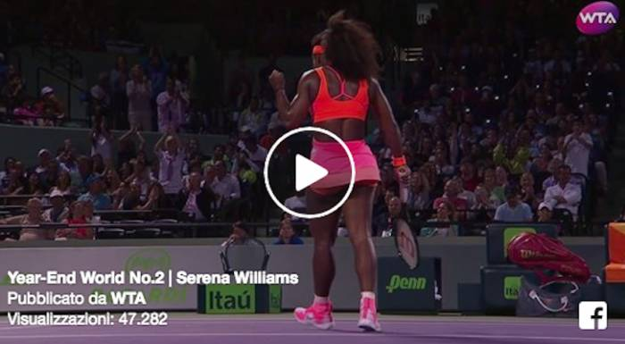 Aiming For Grand Slam Title 23 In 2017 World No 2 Serena
