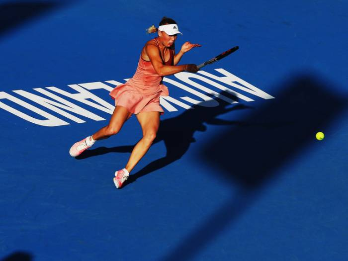 WTA SHENZHEN AND AUCKLAND: Williams, Wozniacki and Konta register wins