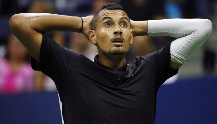 Nick Kyrgios says he would have been suspended till 2025 if he behaved like Djokovic did in Doha