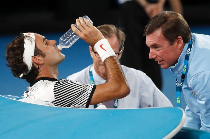Pat Cash: 'Roger Federer cheated during the Australian Open final'