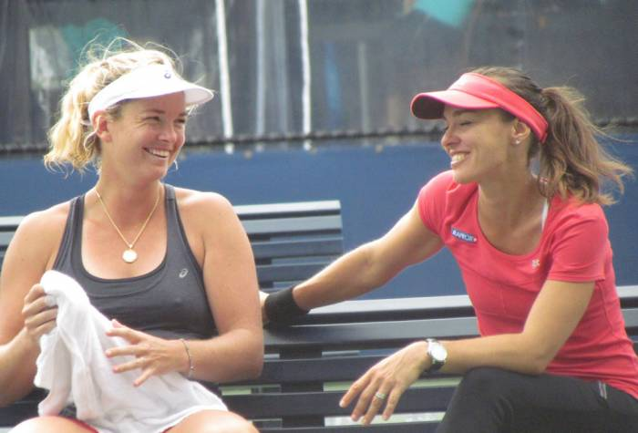 Martina Hingis Splits with Coco Vandeweghe; Joins Forces with Yung-Jan Chan