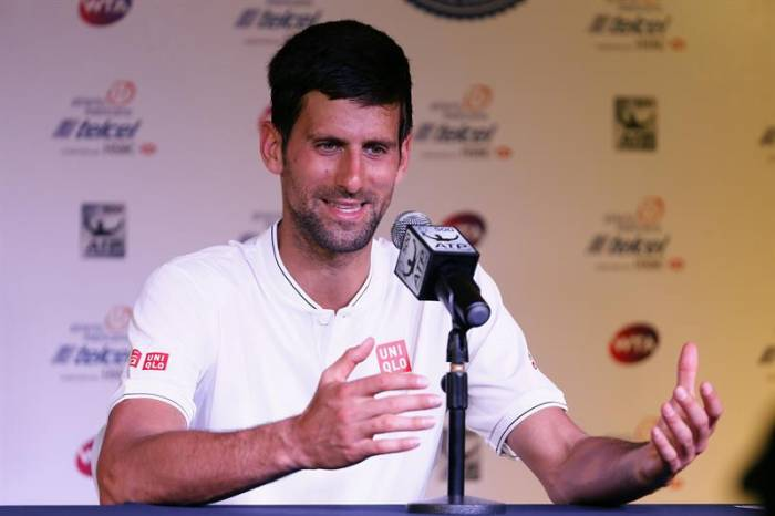 Novak Djokovic: 'I'm human and can make errors! I have much passion for tennis'