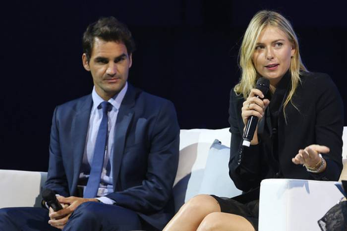 Roger Federer speaks about Maria Sharapova being awarded with wild cards!
