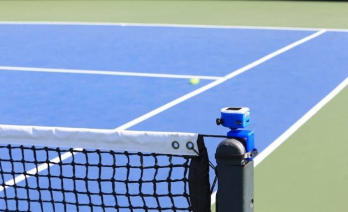 Here is the new 'In/Out' System, the challenge that could make tennis history