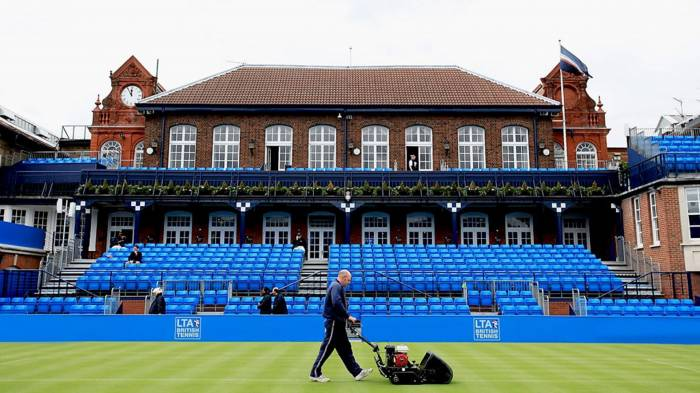 ATP Queen's central court gets bigger by 30 per cent (PICS INSIDE)