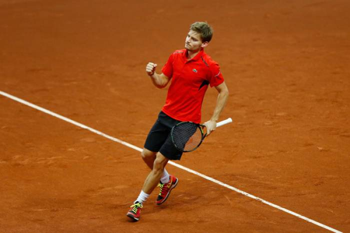 David Goffin Reveals Davis Cup Tie Against Italy to be Played Indoors