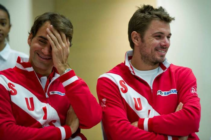 Stan Wawrinka believes Roger Federer has a Big Shot at Number One Ranking