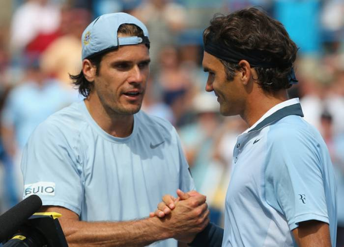 Tommy Haas: 'What Roger Federer is doing is CRAZY'