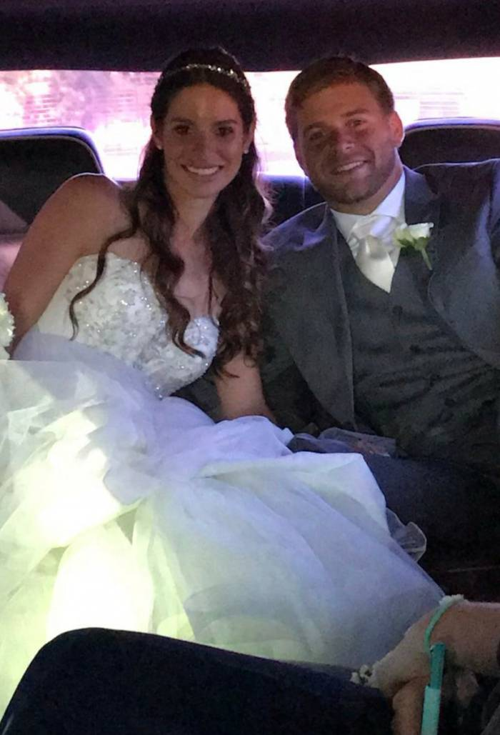 Ryan Harrison Weds Lauren McHale (PICS INSIDE)