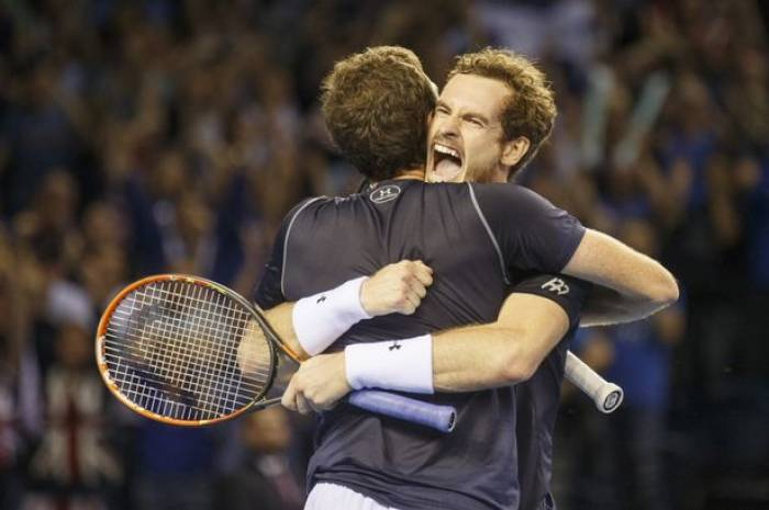 Jamie Murray: 'I don't know if Andy will play Davis Cup next year'