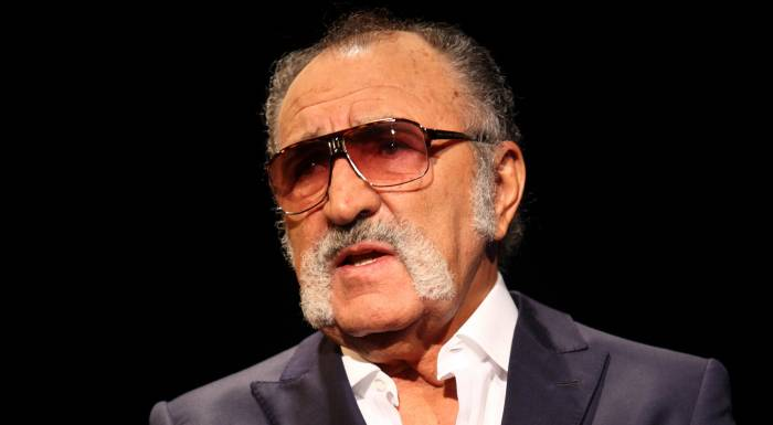 Ion Tiriac, Madrid event owner: 'I didn't want to give a wild card to Sharapova'