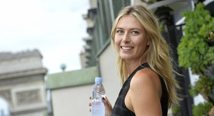 Maria Sharapova: I FAILED TO FIND LOVE AS MEN FIND ME INTIMIDATING!