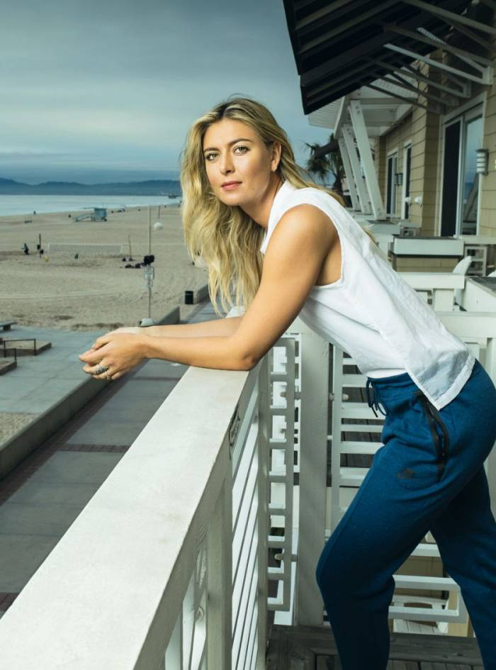 maria sharapova 39 i start from the bottom of rankings but i want to win again 39. Black Bedroom Furniture Sets. Home Design Ideas