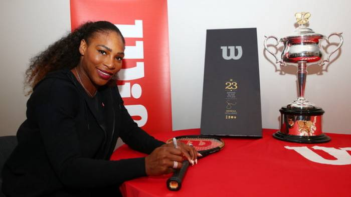 WTA RANKINGS 24-04-2017: Serena Williams is the tennis queen once again!