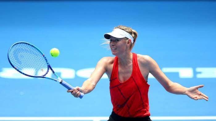 Maria Sharapova is starting from Ground Zero: WTA Chief
