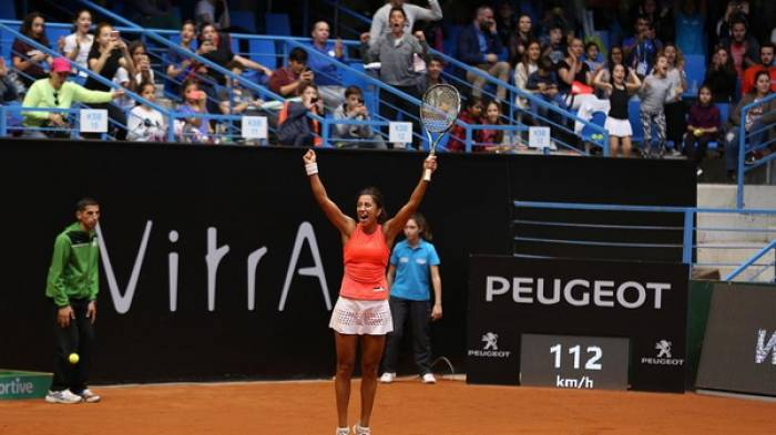 WTA ISTANBUL: Buyukakcay and Eraydin make the home crowd proud. Svitolina also advance