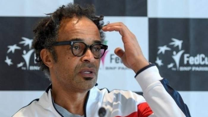 Yannick Noah: 'Stan Wawrinka should be more connected to the crowd'