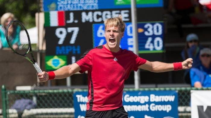 Semi-final results on Challenger Tour: Sorgi and Sandgren to play for the title in Savannah. 3 Italians through as well
