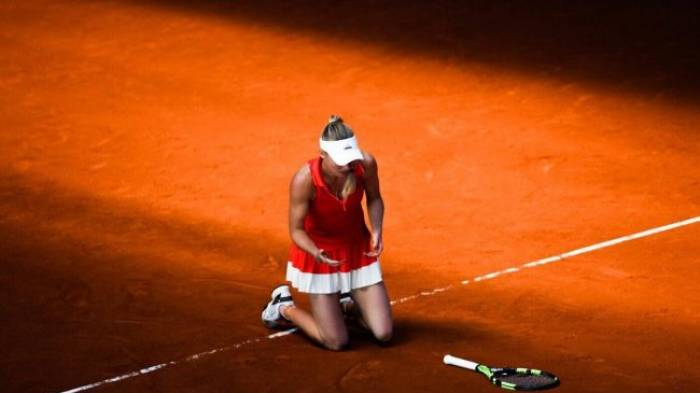Injured Caroline Wozniacki to miss Rome for the second year in a row