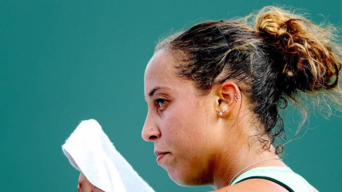 The terrible season of Madison Keys