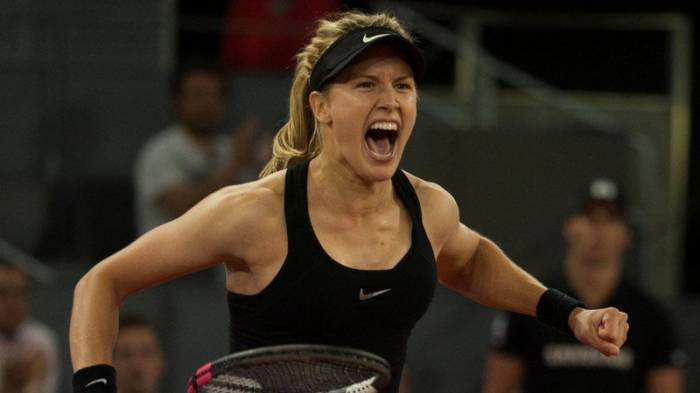 Eugenie Bouchard: 'In the last couple of years I wasn't in the right place mentally'