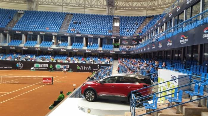 ATP Istanbul' worst attendance ever: so many empty seats!