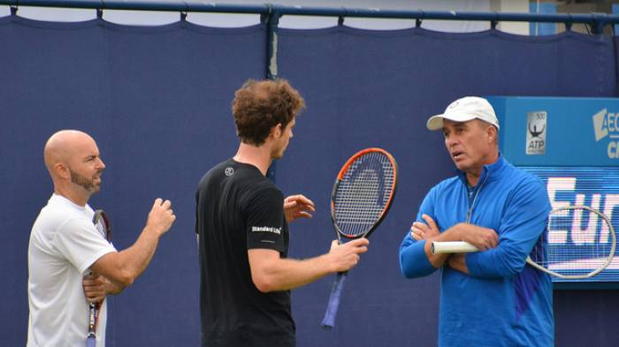 Ivan Lendl to make a flight to Europe in order to help struggling Andy Murray