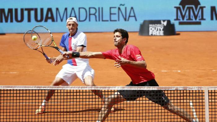 ATP MADRID: Lukasz Kubot and Marcelo Melo win their second Masters 1000 doubles title this season