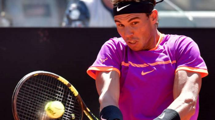 Rafael Nadal: 'Rome courts are not probably the best ones on the Tour'