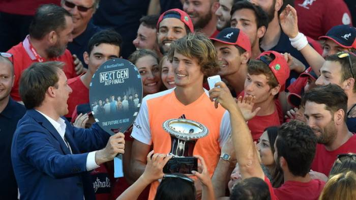ATP RANKINGS 22-05-2017: Zverev enters Top 10! Andy is still in the lead