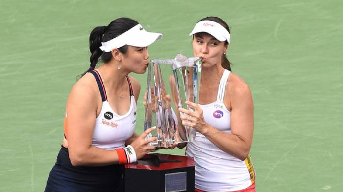 Will Hingis and Chan be the new dynamic doubles team on tour?