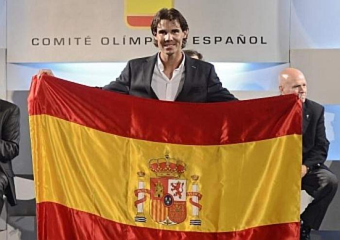 Rafael Nadal Says Carrying Spanish Flag At Olympics Would Be An Unforgettable Experience