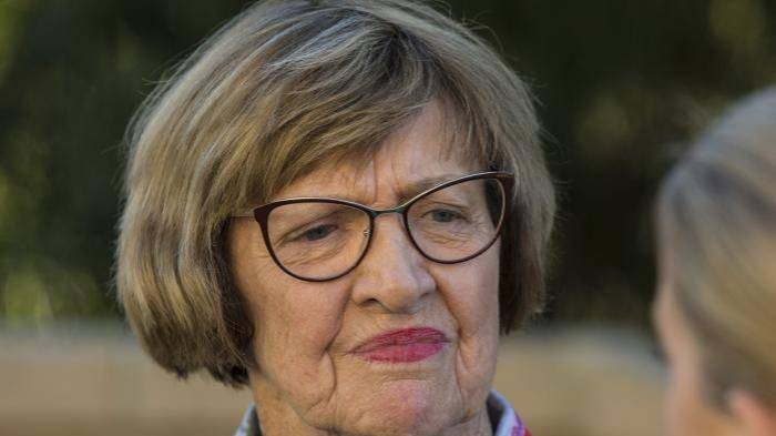 Margaret Court: I'm not intimidated because I know who I am!