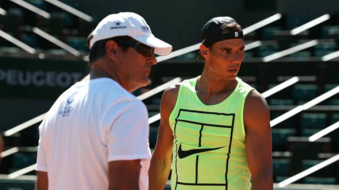 Toni Nadal: 'Over the years there was mutual learning between me and Rafa'