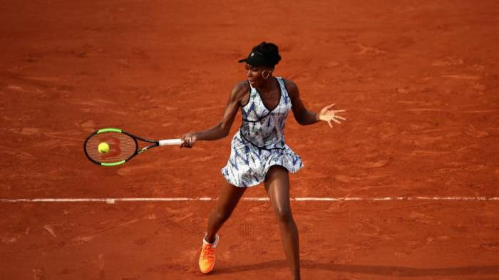 Venus Williams: 'I'd like to have Serena here until the end of the event'