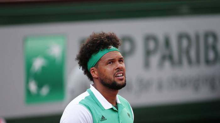 Tsonga: 'Last week I won in Lyon and now I lost, that's tennis'