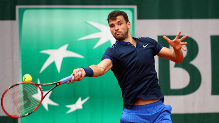 Dimitrov: 'It took me a few years to get to the level that I am'