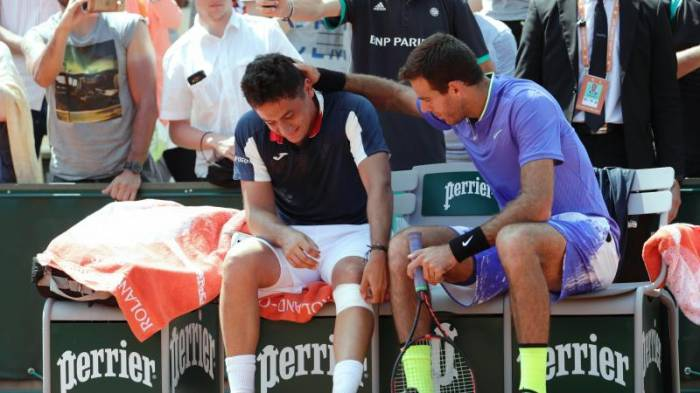 Nicolas Almagro to Undergo Knee Surgery on Monday