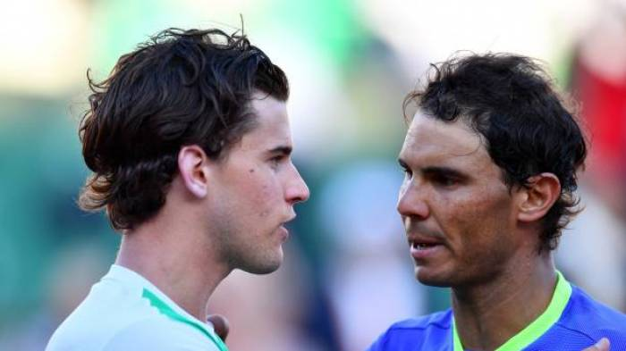 Thiem: 'I'm really disappointed, I didn't play my best tennis at all'