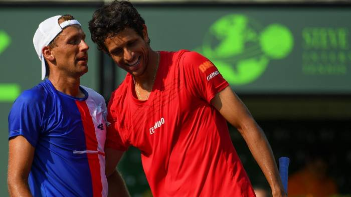 Lukas Kubot and Marcelo Melo win it all at s'Hertogenbosch