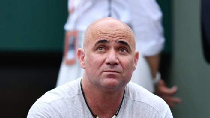 Andre Agassi It Was Hate Love For Tennis