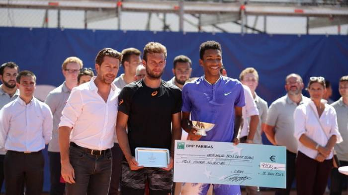 Felix Auger-Aliassime writes history, as the 7th youngest Challenger winner