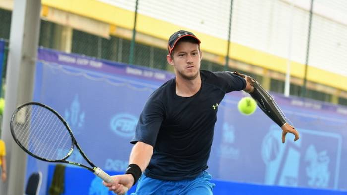 Alex Hunt becomes the first player with a disability to earn an ATP point!