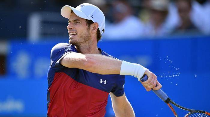 Andy Murray: 'Pressure at Wimbledon is nerve-wracking'