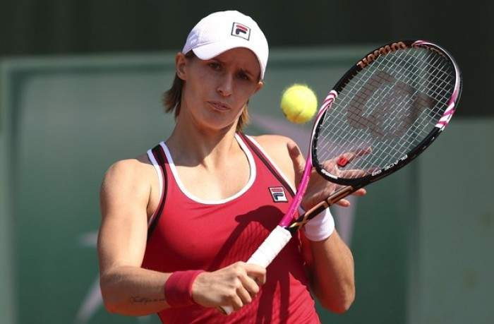 WTA Bastad - Polona Hercog wins second Swedish Open title in a row