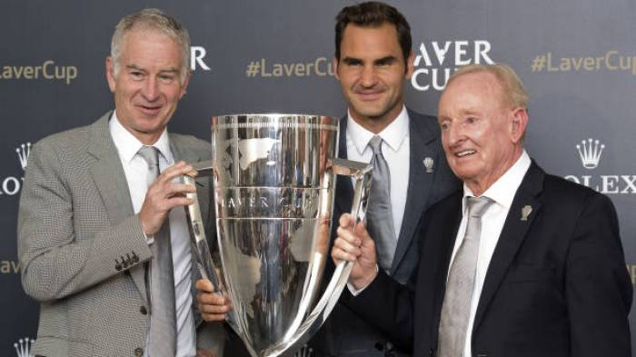 Roger Federer: 'Laver is the GOAT. It will be a great Wimbledon'