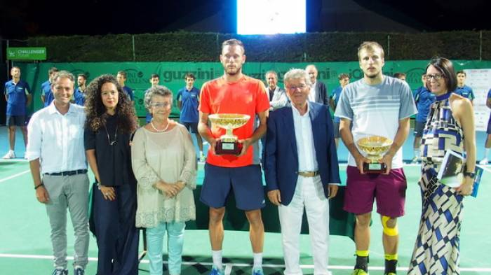 Viktor Galovic wins his first title, Krajinovic beats Stebe in Marburg